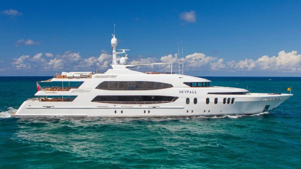 Luxury Yacht Charter NYC