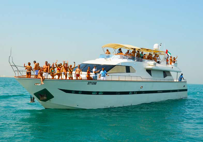 Party Boat Rental NYC