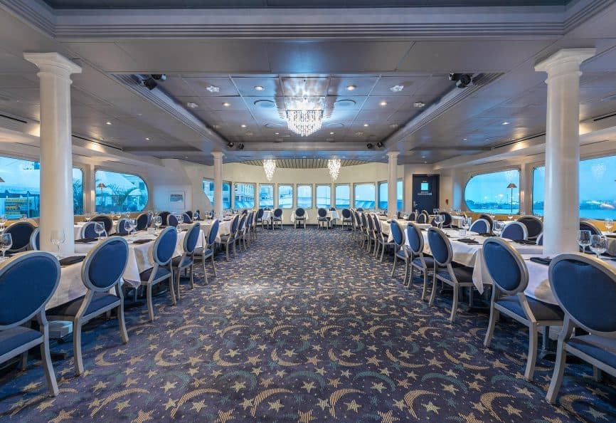 Private Dinner Cruise NYC