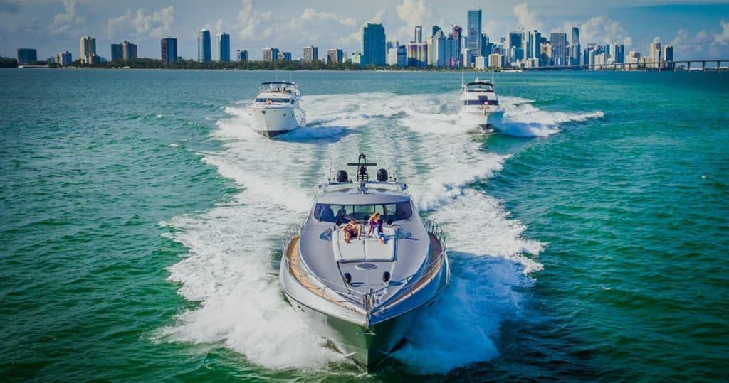 yacht rental NYC